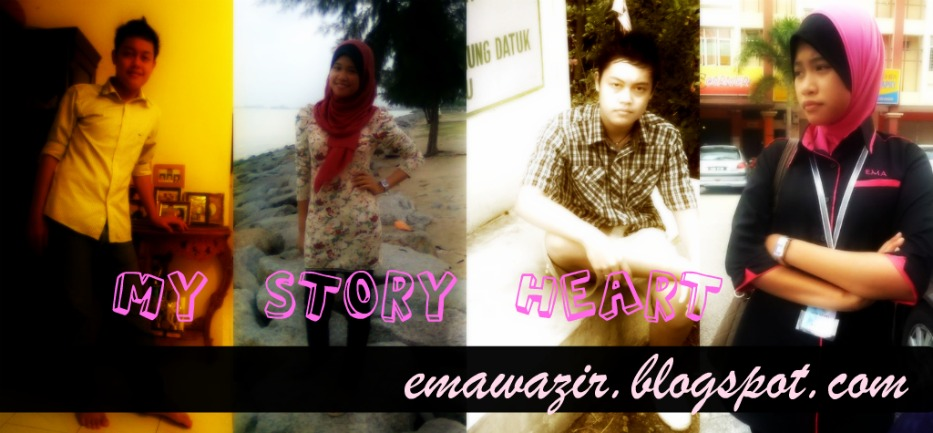 My Stories Heart