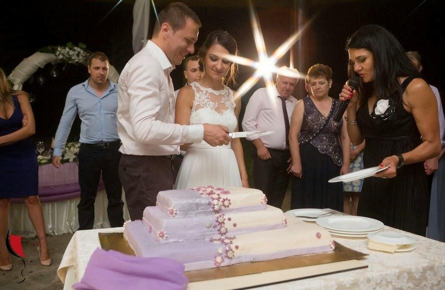 сватбена традиция торта