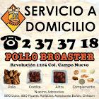 POLLO BROASTER