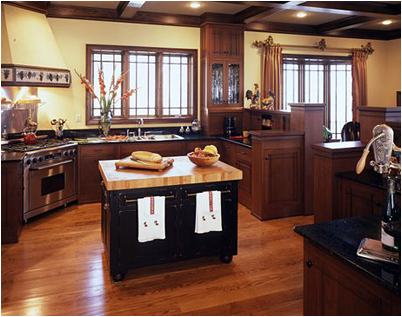 Excellent Arts And Crafts Style Kitchen 16 At Inspiration Article Home Design Ideas