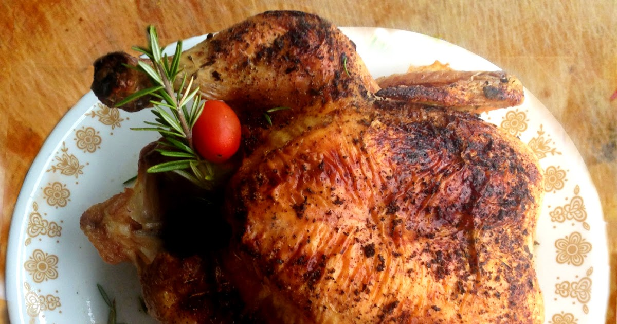 Live Right Be Healthy: Roasted Chicken, Homemade Chicken ...