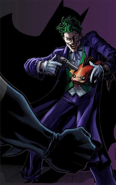 Ilustraciones del Joker 39