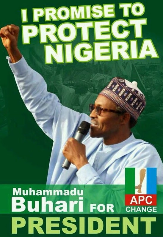 buhari winner nigerian 2015 presidential election