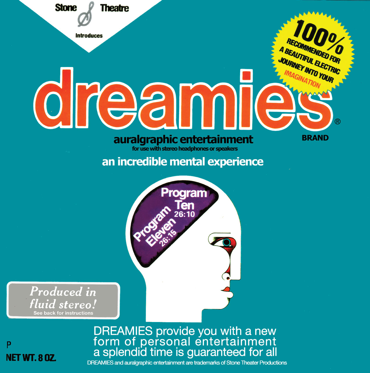 Its Psychedelic Baby Magazine Dreamies Interview With Bill Holt Revo X Cosmic White Jepara