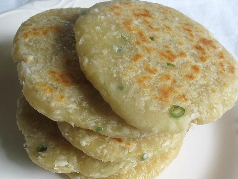 Sri Lankan Coconut Roti | Lisa's Kitchen | Vegetarian Recipes ...