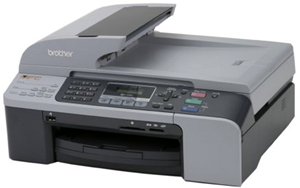 Download Driver Brother MFC-5460CN Printer