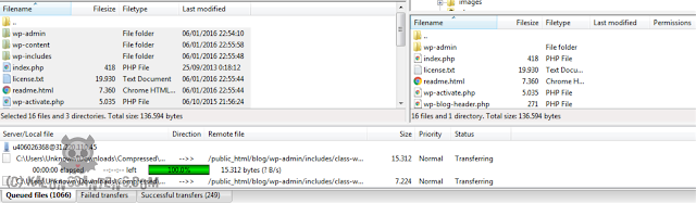 Cara Install CMS Wordpress di Subdomain Idhostinger/Hostinger