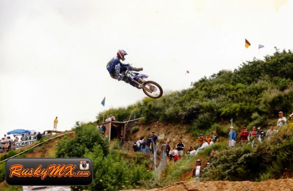 Tim Ferry Glen Helen 1998