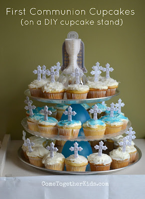 Come together kids first communion party ideas for 1st holy communion cake decoration ideas