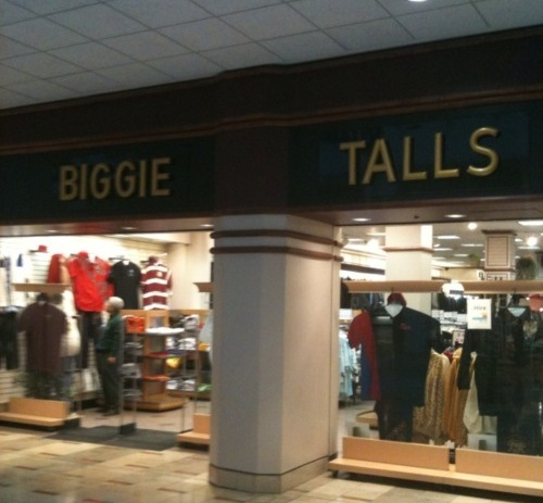 funny biggie talls