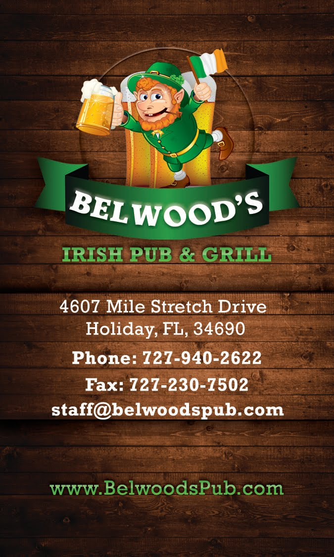 Belwood&#39;s Irish Pub