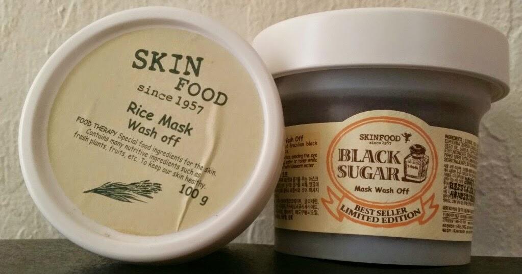 black sugar mask wash off
