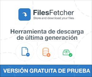 Publicidad - FilesFetcher