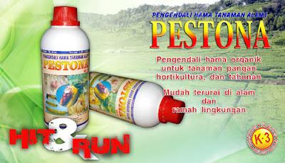 Natural PESTONA Pestisida Alami Lingkungan