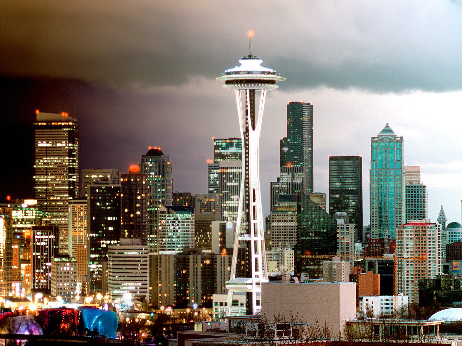 World Most Popular Places: Seattle USA