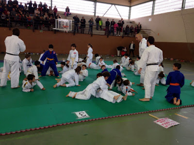 Judo Club Aranjuez Angel Parra
