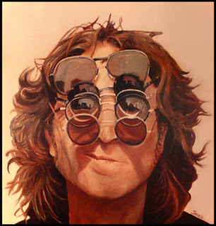 John Lennon Artwork