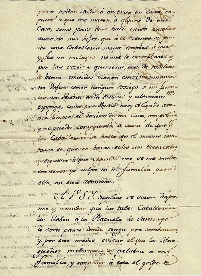 1793, agosto, 8. Toledo. Súplica realizada por Juan Bello, bordador de la Catedral de Toledo