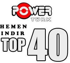 Power Türk Top 40 Şarkı Listesi 2015 Albüm İndir