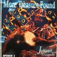 Junior Delgado - More Treasure Found (Treasure Found vol. 2)