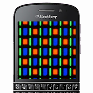 Amoled in BlackBerry Q10
