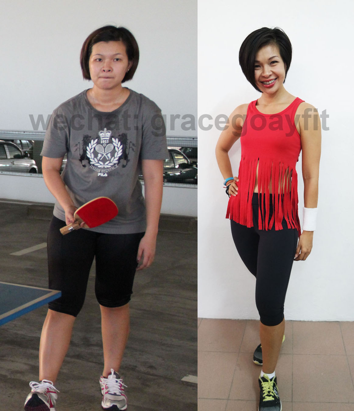 Burn fat out