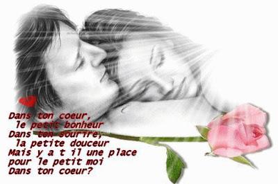 Doux mots d'amour