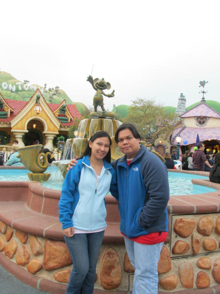 Disneyland California Toon Town