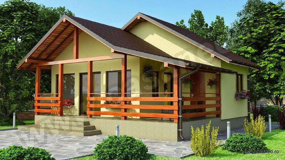 Constructii case ieftine case lemn case zidarie for Case de lemn pret 10000 euro