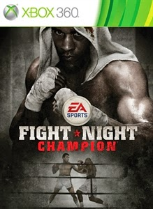 cover xbox360 du jeu fight night champion