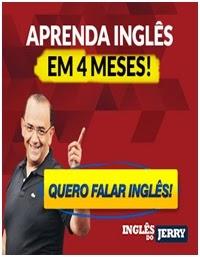 Inglês Online do Jerry - Rede TV, SBT, Rede Record
