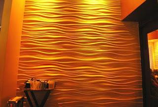Revestimientos decoractual dise o y decoraci n - Placas para decorar paredes ...