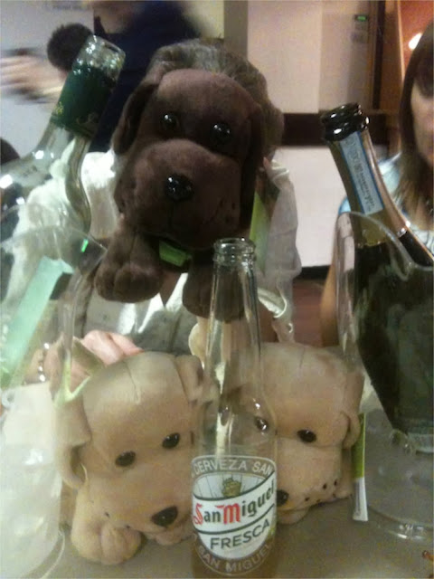 boozy puppies