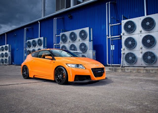 2011 Honda CR-z Review