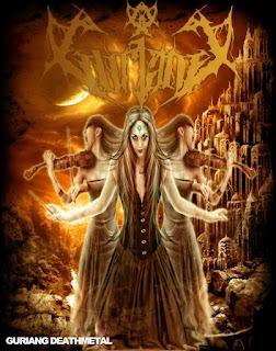 Guriang Band Death Metal Bandung Jawa Barat Foto Artwork Cover Logo Wallpaper