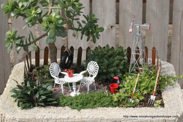 Idea de negocio jardines miniatura jardines miniaturas for Jardines en miniatura