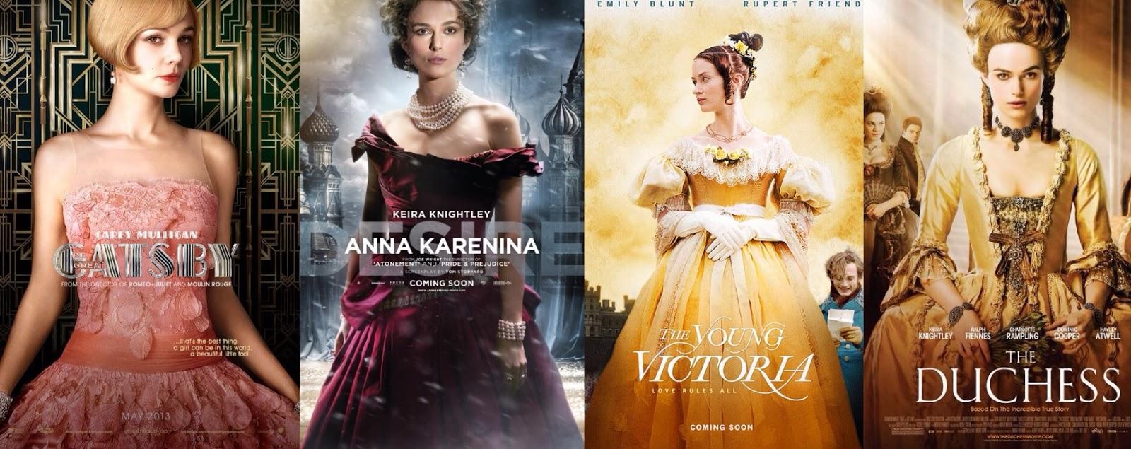 Best Costume Design Oscar  Nominees
