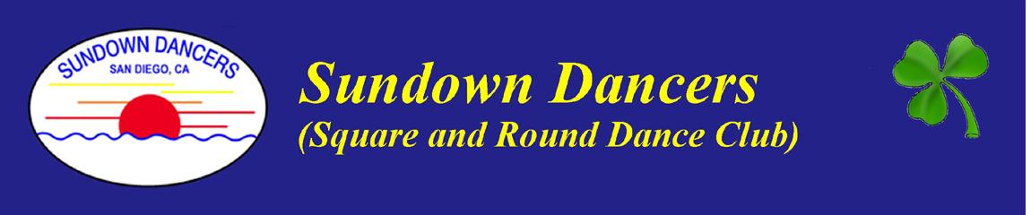 SUNDOWN SQUARE & ROUND DANCERS