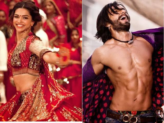 Ram Leela Review - Ranveer Singh and Deepika Padukone