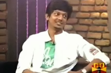 Thenali Darbar – Onaayum Aattukkuttiyum & Vazhakku Enn 18/9 Hero Funny Interview  27.11.2013 Thanthi TV