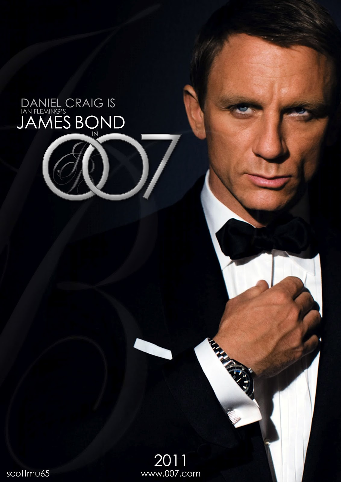 daniel craig bond films