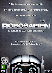 Baixar Filme Robosapien: O Meu Melhor Amigo (Dual Audio)