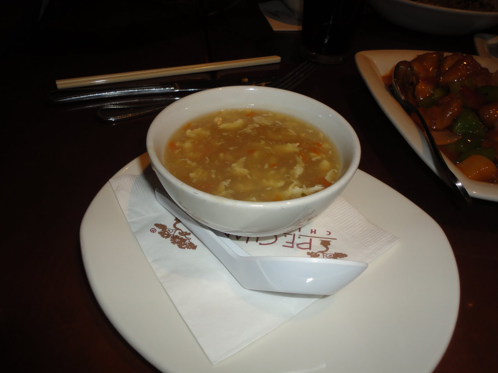 p.f. chang's china bistro restaurant ~ review