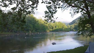 Nolichucky Gorge Campground
