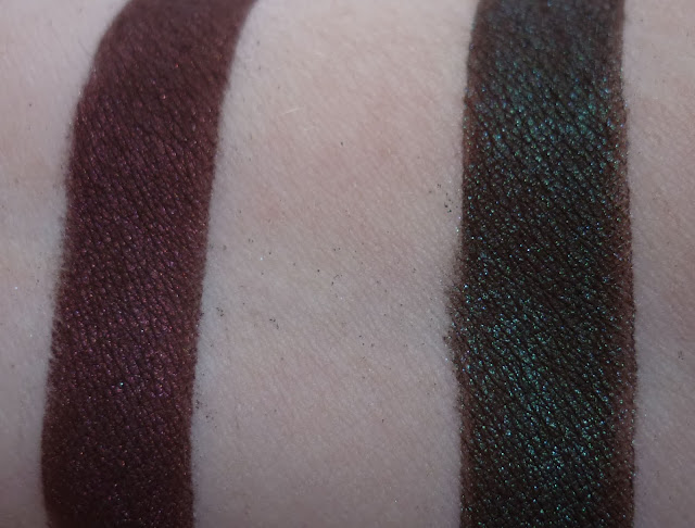 Notoriously Morbid Gallows Hill Swatches