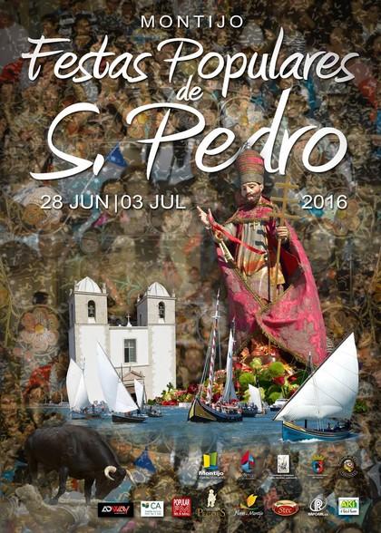 Montijo- Festas de São Pedro 2016