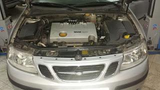 Transformación a Autogas/GLP Saab 90