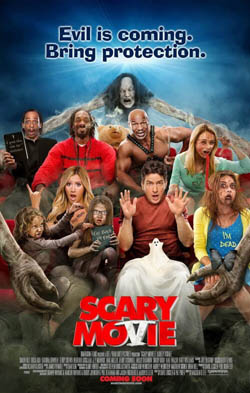 Kinh Dị 5 - Scary Movie 5