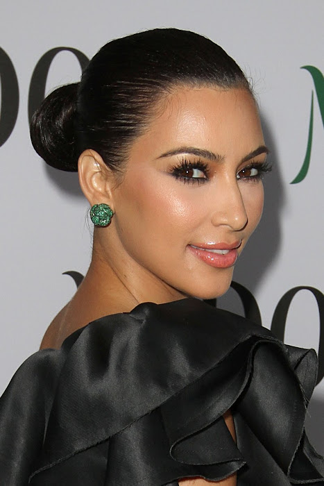 Kim Kardashian In West Hollywood Party - Photo Gallery