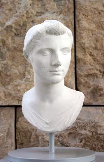 Octavia Turina Minor, esposa de Marco Antonio - a.   64- 11 a.C.
